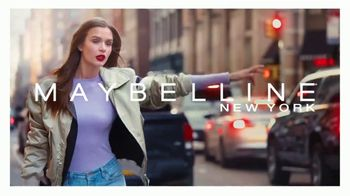 Maybelline New York SuperStay Ink Crayon TV Spot, 'All Day Intensity' - Thumbnail 1