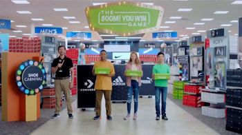 Shoe Carnival TV Spot, 'Back to School: BOOM! You Win'