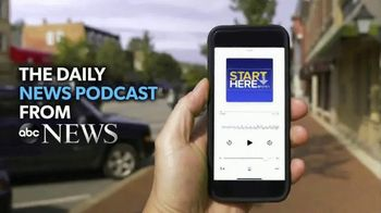 ABC News Start Here Podcast TV Spot, 'Worth a Listen' - Thumbnail 5