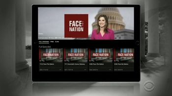 CBS All Access TV Spot, 'Face the Nation' - Thumbnail 2