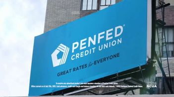 PenFed Power Cash Rewards Card TV Spot, 'Everything, Everywhere' - Thumbnail 8