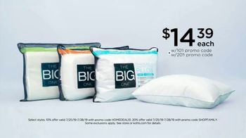Kohl's Friends and Family Sale  TV Spot, 'Pillows and Instant Pots'
