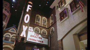 Hulu TV Spot, 'The Amazing Johnathan' - Thumbnail 6
