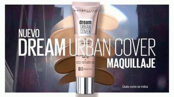 Maybelline New York Dream Urban Cover TV Spot, 'Defensa de la piel perfecta' con Gigi Hadid [Spanish] - 233 commercial airings