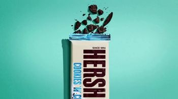 Hershey's Cookies 'n' Creme TV Spot, 'So Creamy' - Thumbnail 2