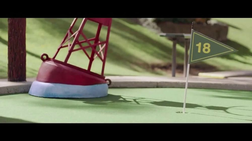 Usaa Auto Buying >> USAA Bank TV Commercial, 'Mini Golf' - iSpot.tv