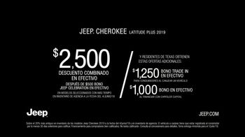 Jeep Evento de Celebración TV Spot, 'Sentimiento de libertad' canción de Natalia Lafourcade [Spanish] [T2] - Thumbnail 8