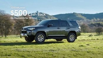 Toyota TV Spot, 'The Point' [T2] - Thumbnail 8