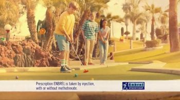 Enbrel TV Spot, 'Flash Forward' Featuring Phil Mickelson - Thumbnail 2