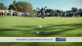 Enbrel TV Spot, 'Flash Forward' Featuring Phil Mickelson - Thumbnail 6