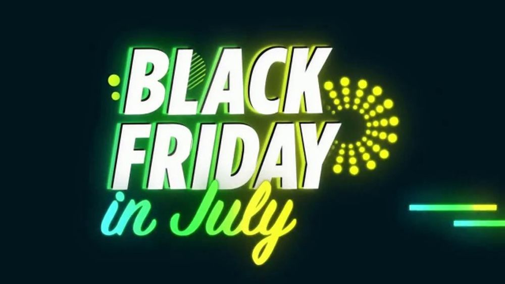 JCPenney Black Friday in July TV Commercial, 'Thousands of Deals' - Video