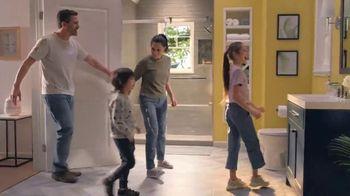 The Home Depot TV Spot, 'Baño nuevo: tocadores' [Spanish] - Thumbnail 9