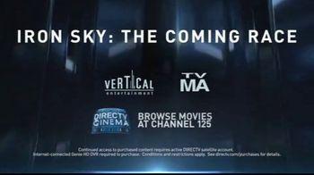 DIRECTV Cinema TV Spot, 'Iron Sky: The Coming Race' - Thumbnail 10