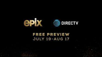 EPIX TV Spot, '2019 Free Preview' - Thumbnail 2