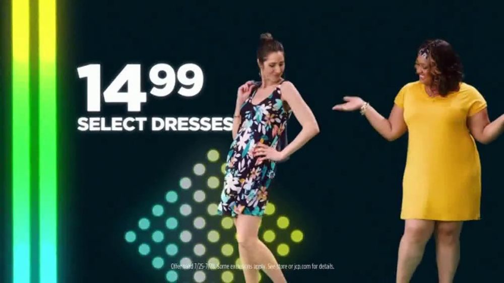 Jcpenney Black Friday In July Tv Commercial Four Days To