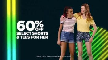 JCPenney Black Friday in July TV Spot, 'Four Days to Save' - Thumbnail 4