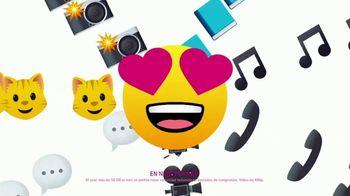 T-Mobile Unlimited TV Spot, 'Netflix por cuenta nuestra y smartphones gratis' [Spanish] - 920 commercial airings