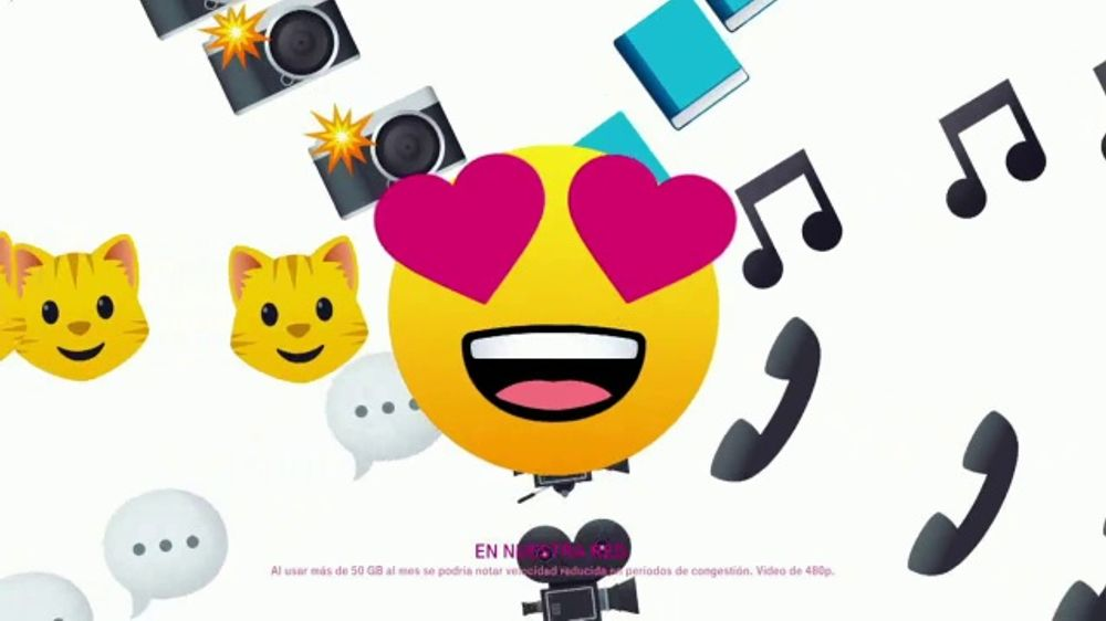 T-Mobile Unlimited TV Commercial, 'Netflix por cuenta nuestra y smartphones gratis'