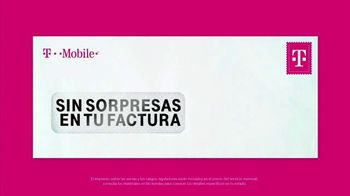 T-Mobile Unlimited TV Spot, 'Netflix por cuenta nuestra y smartphones gratis' [Spanish] - Thumbnail 6