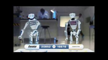 Energizer Ultimate Lithium TV Spot, 'Dancing Bots' - Thumbnail 6