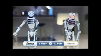 Energizer Ultimate Lithium TV Spot, 'Dancing Bots' - Thumbnail 7