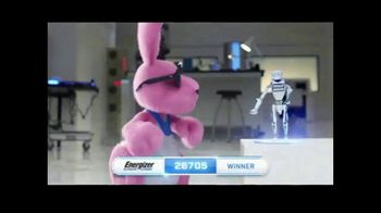 Energizer Ultimate Lithium TV Spot, \'Dancing Bots\'