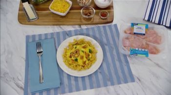 Perdue Farms Fresh Cuts TV Spot, 'Ion Television: Cheesy Chicken Pretzel Skillet' Featuring Lauren O'Quinn