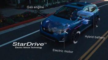 2019 Subaru Crosstrek Hybrid TV Spot, 'Modern Adventure' [T2] - Thumbnail 4