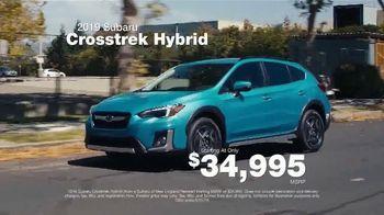 2019 Subaru Crosstrek Hybrid TV Spot, 'Modern Adventure' [T2] - Thumbnail 8