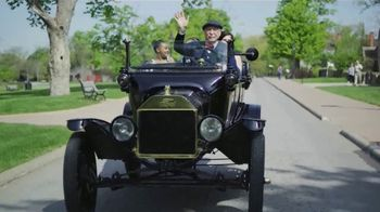 The Henry Ford 90th Anniversary TV Spot, \'Get Inspired This Summer\'