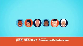 Consumer Cellular TV Spot, 'Better Value: Pizza: Grillin' Up $20 Credit: Plans $20+ a Month' - Thumbnail 5