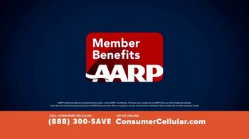 Consumer Cellular TV Spot, 'Better Value: Pizza: Grillin' Up $20 Credit: Plans $20+ a Month' - Thumbnail 7