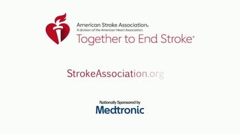 American Stroke Association TV Spot, 'Spot a Stroke Fast' - Thumbnail 5