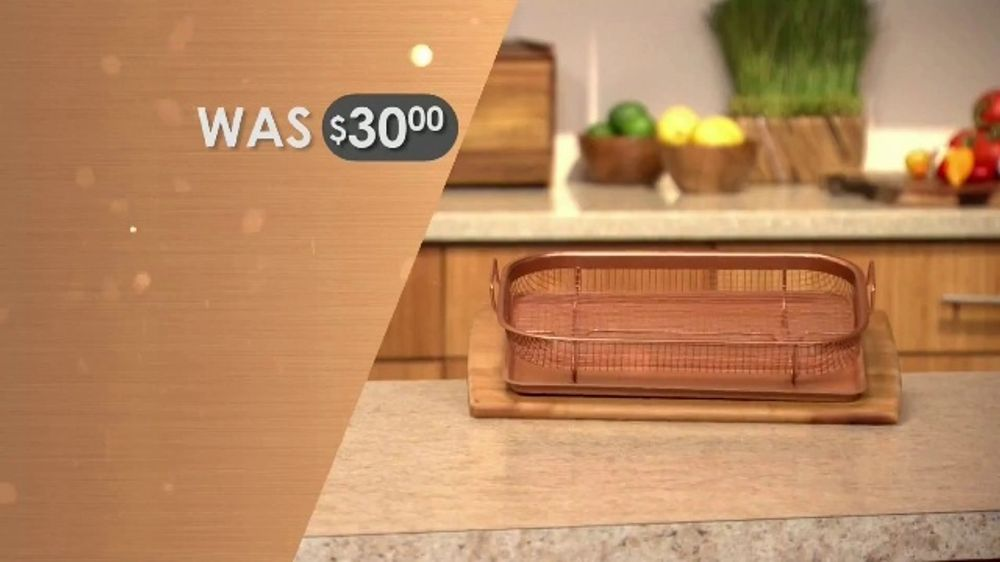Copper Chef Spring Sales Event Tv Commercial Outdoor