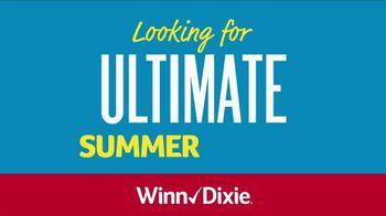 Winn-Dixie TV Spot, 'Ultimate Summer Deals' - Thumbnail 1