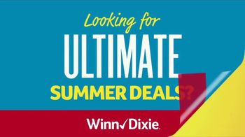 Winn-Dixie TV Spot, 'Ultimate Summer Deals' - Thumbnail 2