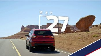 Ford Memorial Day Sales Event TV Spot, 'It's On' [T2] - Thumbnail 8