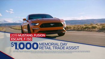 Ford Memorial Day Sales Event TV Spot, 'It's On' [T2] - Thumbnail 2