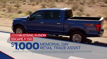 Ford Memorial Day Sales Event TV Spot, 'It's On' [T2] - Thumbnail 3