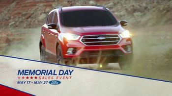 Ford Memorial Day Sales Event TV Spot, 'It's On' [T2] - Thumbnail 4