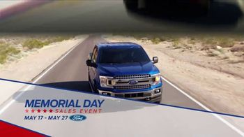 Ford Memorial Day Sales Event TV Spot, 'It's On' [T2] - Thumbnail 5