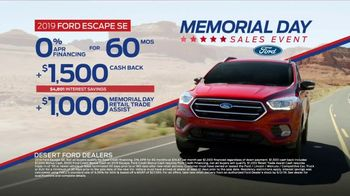 Ford Memorial Day Sales Event TV Spot, 'It's On' [T2] - Thumbnail 6