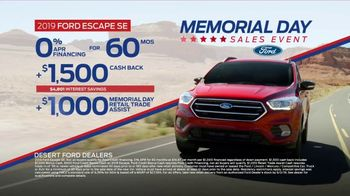 Ford Memorial Day Sales Event TV Spot, 'It's On' [T2] - Thumbnail 7
