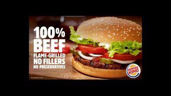Burger King Whopper TV Spot, 'Syfy Promo: Grilling' - Thumbnail 7
