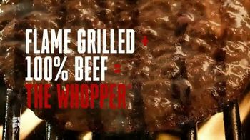 Burger King Whopper TV Spot, 'Syfy Promo: Grilling'
