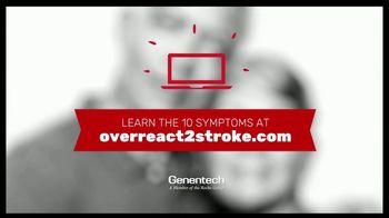 Genentech TV Spot, 'Stroke Symptoms' - Thumbnail 10