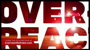 Genentech TV Spot, 'Stroke Symptoms' - Thumbnail 8