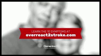 Genentech TV Spot, 'Stroke Symptoms' - Thumbnail 9