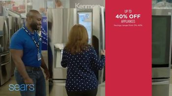 Sears Memorial Day Event TV Spot, 'Get Great Deals on Appliances' - Thumbnail 5