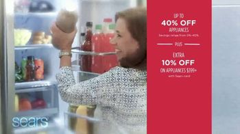 Sears Memorial Day Event TV Spot, 'Get Great Deals on Appliances' - Thumbnail 6